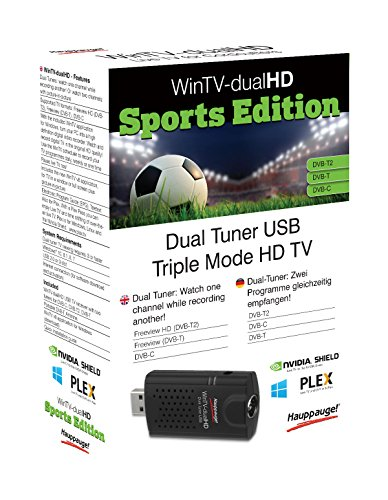 Hauppauge WinTV-dualHD sports-edition