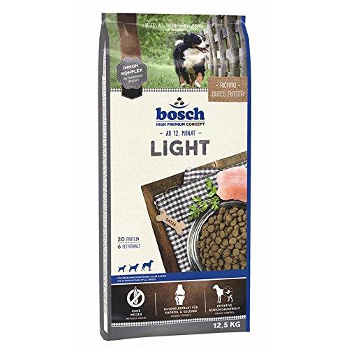 bosch Hundefutter Light, 1er Pack (1 x 12.5 kg)