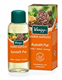Kneipp Sauna-Aufguss Auszeit Pur Zeder, Nelke & Orange, 1er Pack (1 x 100 ml)