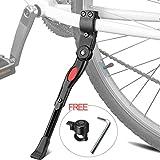 XiDe Universal Fahrradständer MTB Hinterbau Seitenständer für 22''-27'' Zoll Fahrrad Ständer Hinterbauständer