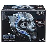 Hasbro Black Panther E1971EU4 Black Panther Legends, elektronischer Helm für Erwachsene, schwarz