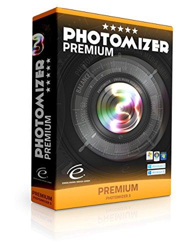 Photomizer 3 Premium - Bildbearbeitungsprogramm - Digitale Fotos optimieren und reparieren - Fotobearbeitungsprogramm