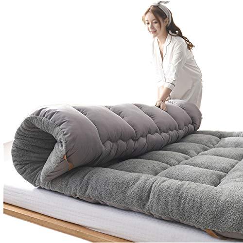 FDesign Dicke Bodenmatratze Tatami Gepolsterte matratze, Atmungsaktive Langsam Rebound Japanischen Boden futon-matratze Futonbett Matratze Futon Gro?e Leicht zu Carry