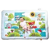 Tiny Love Super Mat Baby-Krabbeldecke/Spieldecke ab der Geburt, XL, mehrfarbig