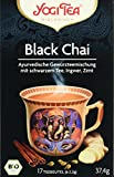 Yogi Tea Black Chai Bio, 3er Pack (3 x 37 g)