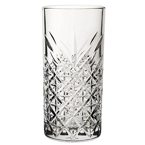 UTOPIA p52800zeitloses Vintage Longdrinkglas, 15,75oz, 45cl (12Stück)