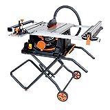 Evolution 057-0003 Power Tools-Rage 5-S Mehrzweck-Tischkreissäge, 255 mm (230 V), 1800 W