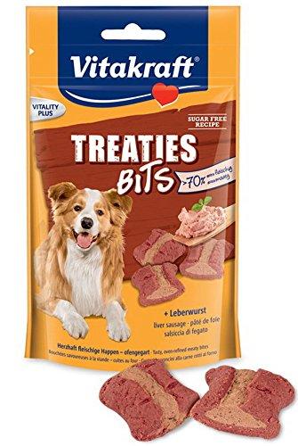 Treaties Bits  Leberwurst  120g HU