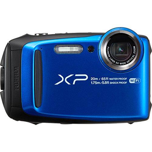 Fujifilm FinePix XP120 Outdoor-Kamera 16,4 Megapixel blau