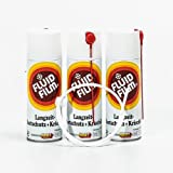 3x Fluid Film AS-R 400 ml Sprühdose + 1 Sonde 60cm Set