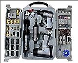 Druckluftgeräte Set 71 tlg. Schlagschrauber Ratsche Meißelhammer Geräteset Gerätesatz