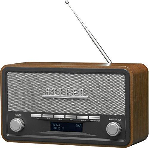Denver DAB Radio DAB-18, braun