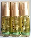3 x Avon Advance Techniques DAILY SHINE Haarspitzenfluid für jeden Haartyp 30ml