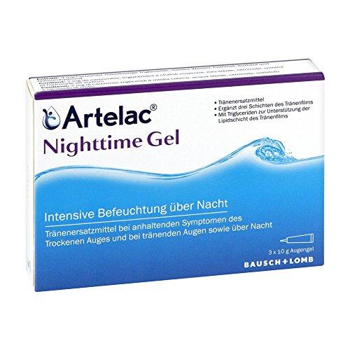 Artelac Nighttime Augengel, 3x10 g