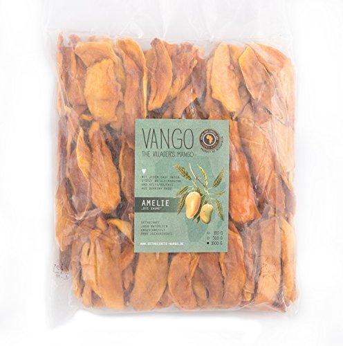 100%Mango getrocknet, Amelie *sauer*, 1kg: OHNE Zucker**OHNE Schwefel FAIR TRADE 100%Natur & unbehandelt *bissfest*fruchtig*lecker* v. Kleinbauern aus Afrika, Burkina Faso
