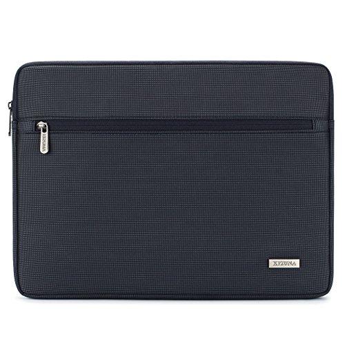 KIZUNA 10 10.1 Zoll Tablet PC Tasche Hülle Laptop Sleeve Case Schutzhülle Wasserfest Notebook Bag für 10.5' 11' 9.7' iPad Pro/Microsoft Surface Go/Samsung Galaxy Tab S4/HUAWEI MediaPad/Acer, Marine