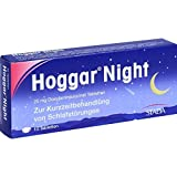 Hoggar Night, 10 St. Tabletten