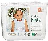 Naty by Nature Öko-Höschenwindeln, Größe 5,  (12-18 Kg), 4er Pack (4 x 20 Windeln)