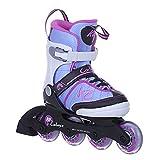 K2 Cadence Girls Inline Skates 30C0350 2018 - Rosa Gr. L (35-40)