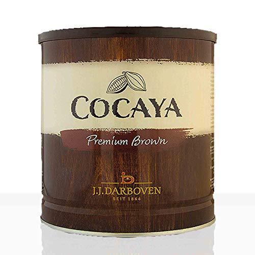 COCAYA Premium Brown Trinkschokolade Dose 1500 g