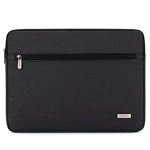 KIZUNA 10 10.1 Zoll Tablet PC Tasche Hülle Laptop Sleeve Case Schutzhülle Wasserfest Notebook Bag für 10.5' 11' 9.7' iPad Pro/Microsoft Surface Go/Samsung Galaxy Tab S4/HUAWEI MediaPad/Acer, Schwarz