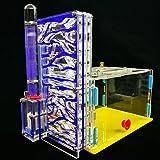 Hylotele DIY T-Design Fütterungsbereich Acryl Farm Insect Villa Pet Mania Haus Ant Nest Geburtstagsgeschenk Geschenk