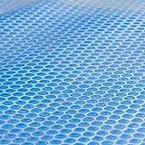 Aquamarin Pool Solarfolie Solarabdeckplane Poolheizung in verschiedene Größen (6 x 4m)