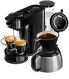Philips HD6592/60 Senseo Kaffeemaschine, schwarz