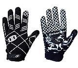 Seibertron Pro 3.0 Elite Ultra-Stick Sports Receiver/Empfänger Handschuhe American Football Gloves Jugend und Erwachsener