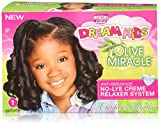 African Pride Dream Kids Olive Miracle No-Lye Relaxer Regular