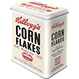 Nostalgic-Art 30113 Kellogg's - Corn Flakes Retro Package, Vorratsdose L
