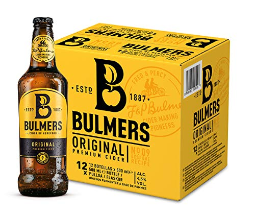 Bulmers Cider Original (12 x 0.5 l)