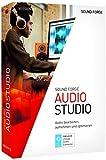MAGIX SOUND FORGE Audio Studio 12|Standard|1 Device|Perpetual License|PC|Disc|Disc