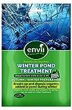 envii Winter Teich Behandlung - verarbeitet und löscht Organics, dass grün Wasser, schlamm, Algenteppiche und andere Algen - Revolutionäre Winter Behandlung