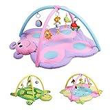Infantastic Spieldecke Spielbogen Spielzeug Erlebnisdecke Baby-Krabbeldecke Spielmatte Spielteppich Kinder- und Babymöbel   95x80cm