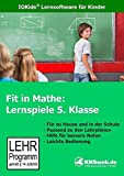 Fit in Mathe: Lernspiele 5. Klasse