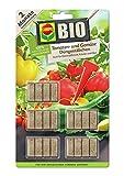 COMPO BIO Tomaten- und Gemüse Düngestäbchen und 2 Monate Langzeitwirkung, 20 Stück