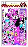 Set Schreibwaren Minnie Mouse 6teilig mit Kulturtasche