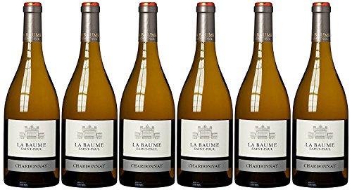 La Baume Saint Paul Chardonnay Trocken Weißwein 2015/2016 (6 x 0.75 l)
