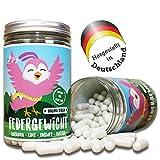 FATBURNER | MALIMA BERLIN FEDERGEWICHT | Thermogenese | Blutzucker-Regulation | Appetitzügler | 180 natürliche Kapseln (hochdosiert)