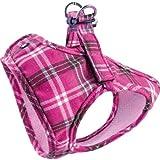Doxtasy Soft-Geschirr pink S ( 34 - 38cm )