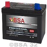 Rasentraktor Aufsitzmäher Batterie 32Ah 12V Starterbatterie absolut WARTUNGSFREI Plus Pol links 30Ah