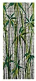 Wenko 819113500 Bambusvorhang Bamboo, Bambus, mehrfarbig, 200 x 90 x 0.2 cm