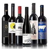 GEILE WEINE Weinpaket Rotwein trocken (6 x 0,75) Probierpaket mit trockenen Rotweinen von Winzern aus Deutschland, Spanien, Portugal und Frankreich