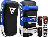RDX MMA Schlagschild Gebogenes Training Thai Pad Kick Fokus Ziel Boxen Stanzen Fäustlinge (DIES IST als EINZELTEIL VERKAUFT)