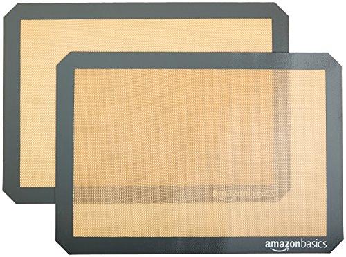 AmazonBasics - Backmatte aus Silikon