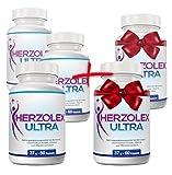Herzolex Ultra - Diätpille für effektiven Gewichtsverlust | Kaufe 3 Flaschen und erhalte 2 gratis dazu
