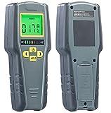 AGT Feuchtigkeitsmessgerät: Digitaler 4in1-Feuchtigkeits-Detektor mit Nicht-invasiver Messung, LCD (Feuchtemessgerät)