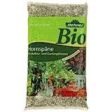 Dehner Bio Hornspäne, für Balkon- und Gartenpflanzen, mit Langzeitwirkung, 10 kg, für ca. 100 qm