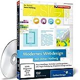 Modernes Webdesign - Das Praxis-Training mit Jonas Hellwig